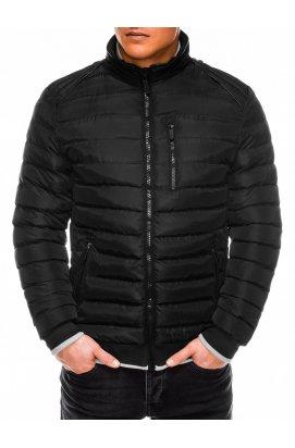 Куртка мужская демисезонная K422 - черный