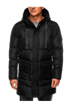 Куртка мужская демисезонная K409 - черный