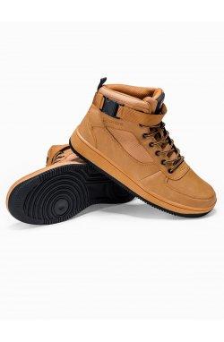 Men's sneakersT317 - бежевый