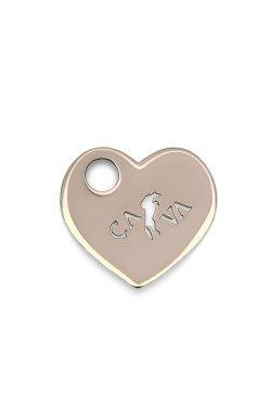 Серебряный браслет с жемчугом пегги из родированного серебра 925-й пробы с жемчугом (53133 2)
