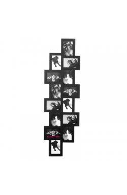 Фоторамка Collage 14, черная - wos20
