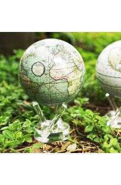 "Глобус самовращающийся Solar Globe Mova ""Terra Incognitta"" 11,4 см (MG-45-GCT) - wos437"