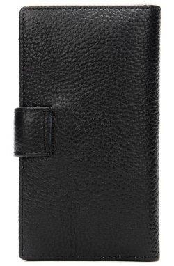 Большая кредитница Vintage 14923 Черная, Черный