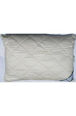Антиаллергенная шерстяная подушка F. A. N. Derby 50x70, Цвет - бежевый