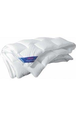 Антиаллергенное одеяло F. A. N. Schlafgut Natur Cotton 200x220, Цвет - белый