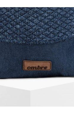 Men's backpack A250 - jeans