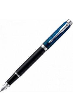Ручка перьевая Parker IM 17 SE Blue Origin CT FP F 23 011