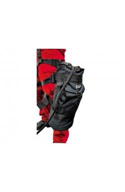 Мешок для веревки на ногу Singing Rock - Urna Leg Bag Black (SR W1026.BB-00)