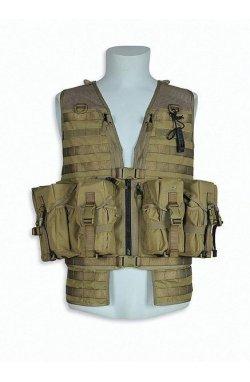 Разгрузочный жилет Tasmanian Tiger - Ammunition Vest Khaki, L (TT 7612.343-L)