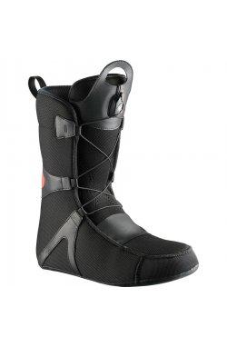 Ботинки сноубордические Salomon - Launch Boa SJ Black, р.44 (SLM L4022360.029-44)