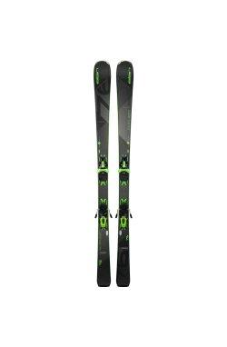 Лыжи Elan - Amphibio 76 PS EL10.0 , Black/Green, р. 168 см (ELN ABGEEF18.168)