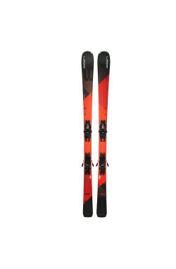 Лыжи Elan - Amphibio 8 PS EL10.0 , Black/Red, р. 152 см (ELN ABLEEC18-152)