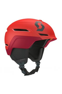 Шлем горнолыжный Scott - Symbol 2 Plus D Red, р.L (SCT 254586.5600)