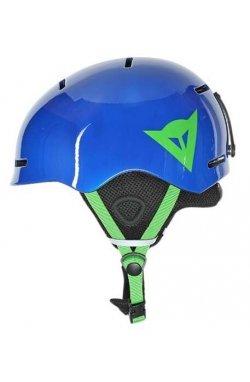 Шлем горнолыжный Dainese - B-Rrocks Helmet Sky Blue/Eden Green, р.L/XL (DNS 4840235.S51-L/XL)