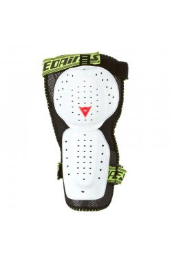 Налокотники защитные Dainese - Active Elbow Guard Evo Black/White, р.One Size (DNS 4879882.622-N)