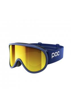 Маска горнолыжная POC - Retina Clarity Basketane Blue/Spektris Orange, р.One (PC 405158173ONE1)