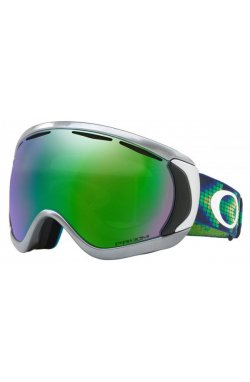 Маска Oakley - Canopy Prizm Snow Jade Iridium/Black Chrome (OAK CANOPY.704773)
