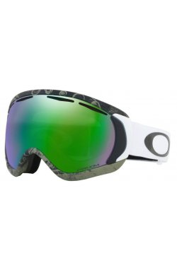 Маска Oakley - Canopy Prizm Snow Jade Iridium/Turntable Green (OAK CANOPY.704778)