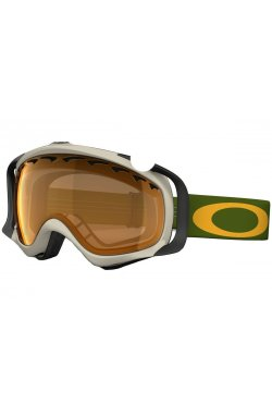 Маска Oakley - Crowbar Matte White/H.I.Yellow (OAK CROWBAR.02020)