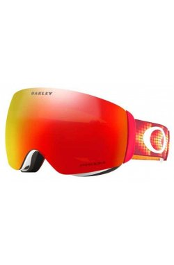 Маска Oakley - Flight Deck XM Prizm Snow Torch Iridium/Digi Snake Red (OAK FLIGHTDECKXM.706463)