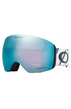 Маска Oakley - Flight Deck Prizm Snow Sapphire Iridium/Hazard Bar Slate Ice (OAK FLIGHTDECK.705052)