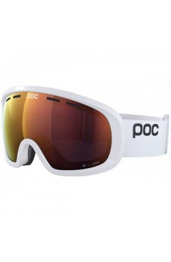 Маска горнолыжная POC - Fovea Mid Clarity, Actinium Pink/Spektris Orange, One Size (PC 404088267ONE1)