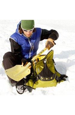 Лопата снеговая Pieps - Shovel PRO Yellow (PE 109778)