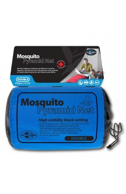 Сетка от комаров Sea To Summit - Mosquito Net Double Black (STS AMOSD)