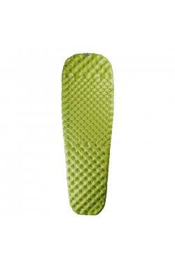 Надувной коврик Sea To Summit - Air Sprung Comfort Light Insulated Mat Green, 184 см х 55 см х 6.3 см (STS AMCLINSRAS)