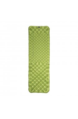 Надувной коврик Sea To Summit - Air Sprung Comfort Light Insulated Mat Rectangular Green, 184 см х 55 см х 6.3 см (STS AMCLINSRR