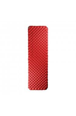 Надувной коврик Sea To Summit - Air Sprung Comfort Plus Insulated Mat Rectangular Red, 184 см х 55 см х 6.3 см (STS AMCPINSRR)