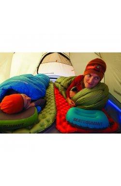 Надувной коврик Sea To Summit - Air Sprung Comfort Plus Insulated Mat Red, 184 см х 55 см х 6.3 см (STS AMCPINSR)