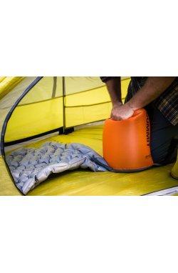 Надувной коврик Sea To Summit - Air Sprung Comfort Plus Mat Grey, 184 см х 55 см х 6.3 см (STS AMCPR)