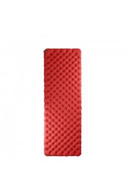 Надувной коврик Sea To Summit - Air Sprung Comfort Plus XT Insulated Mat Rectangular Red, 186 см х 64 см х 8 см (STS AMCPXTINSRR