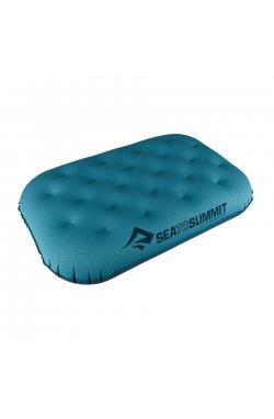 Подушка надувная Sea To Summit - Aeros Ultralight Pillow Deluxe Aqua, 14 х 56 х 36 см (STS APILULDLXAQ)