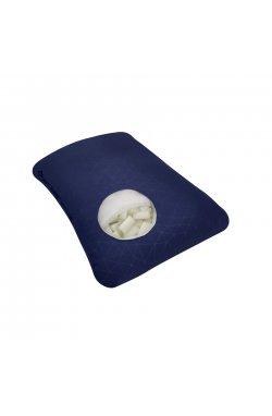 Подушка надувная Sea To Summit - Foam Core Pillow Deluxe Grey, 16 х 56 х 36 см (STS APILFOAMDLXGY)