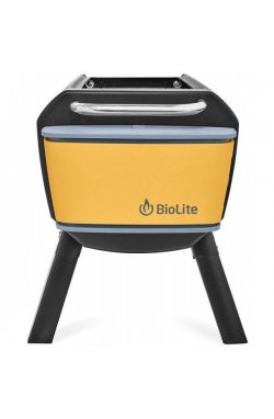 Мангал-зарядка на дровах Biolite - FirePit Black (BLT FPB1001)
