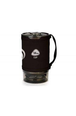 Чашка Jetboil - Spare Cup Black, 1.8 л (JB CCP180)