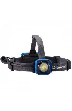 Фонарь налобный Black Diamond - Sprinter Smoke Blue, 200 люмен (BD 620630.SBLU)