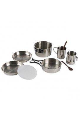 Набір посуду Tatonka - Picnic Set, Silver (TAT 4120.000)