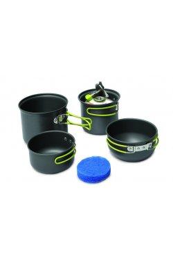 Набор посуды Pinguin - Double Alu (PNG 603)