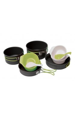 Набор посуды Pinguin - Quadri Alu (PNG 604)