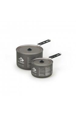 Набор посуды Sea To Summit - Alpha Pot Set 2.0 Grey (STS APOTASETM)