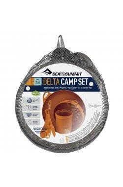 Набор посуды Sea To Summit - Delta Camp Set Grey (STS ADSETGY)