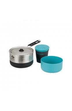 Набор посуды Sea To Summit - Sigma Cookset 1.1 Pacific Blue/Silver (STS APOTSIGSET1.1)