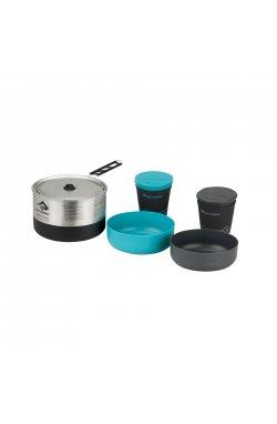 Набор посуды Sea To Summit - Sigma Cookset 2.1 Pacific Blue/Silver (STS APOTSIGSET2.1)