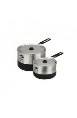 Набор посуды Sea To Summit - Sigma Pot Set 2.0 Silver (STS APOTSIGSET2)