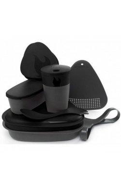 Набор посуды Light My Fire - MealKit 2.0 pin-pack Black (LMF 41362010)