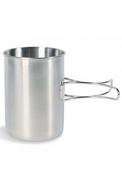 Кружка Tatonka - Handle Mug 850, Silver (TAT 4074.000)
