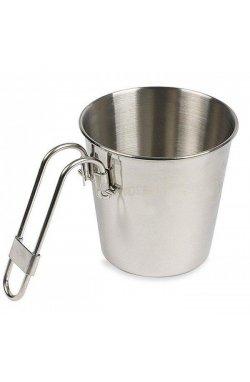 Кружка Tatonka - Expedition Mug, Silver (TAT 4071.000)